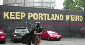 Nowa część Star Wars jest dziwna...