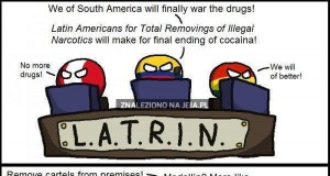 Walka z narkotykami