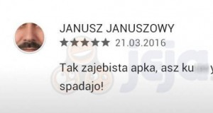 Janusz, do usług