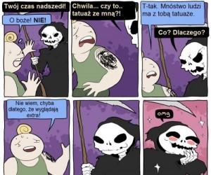 Śmierć jest cool