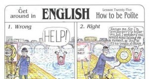 Lekcja angielskiego: Jak być uprzejmym?