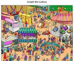 Znajdź Bin Ladena