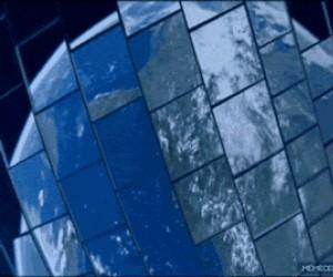 Jeśli wielka kula dyskotekowa okrążałaby Ziemię