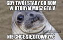 Problem z CD-ROM