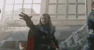 Thor, ogarnij!