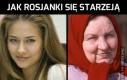 Jak Rosjanki się starzeją