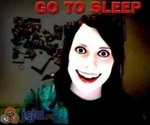 Czas do spania!