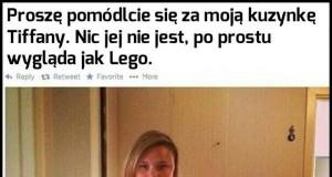 Dziewczyna Lego
