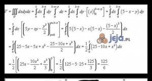 Koniec wakacji, pora na matematykę