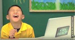 Reakcja dzieci na holokaust