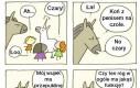 Sceptyczny koń jest sceptyczny