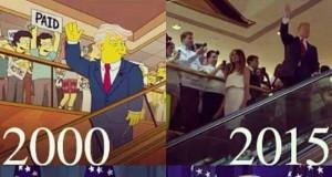 Simpsonowie to przewidzieli...