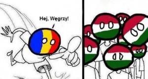 Jak wkurzyć Węgrów