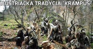 """Austriacka tradycja """"Krampus"""""""