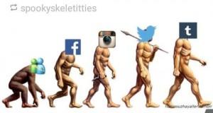 Ewolucja mediów społecznościowych