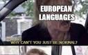 Polski hard język is