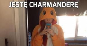 Jestę Charmanderę