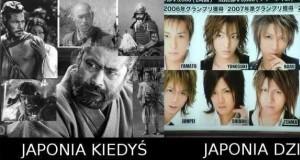 Zmiany w Japonii