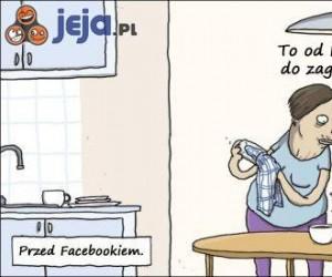 Przed erą Facebooka...