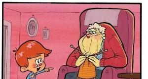 Tajemnicza babcia