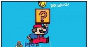 Mario nie ma łatwego życia