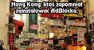 Ktoś zapomniał o AdBlocku...