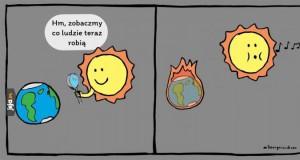 Słońce gapa