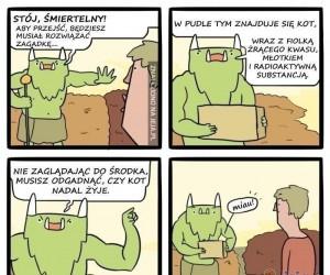Trudna zagadka trolla