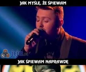 Jak śpiewam...
