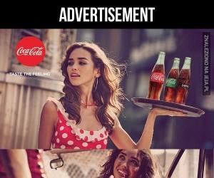 Coca-Cola: reklamy vs rzeczywistość