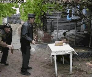 Tak się bawią w Rosji