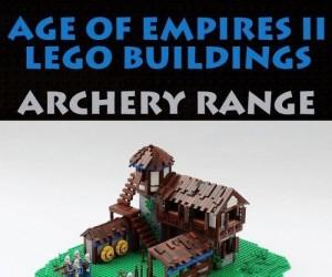 Cuda z Lego