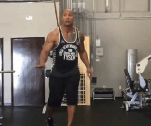 Taniec na siłowni