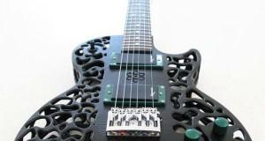 Gitara stworzona za pomocą drukarki 3D