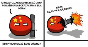 Chiny mają problem z bronią...