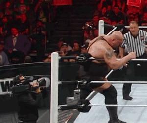 Dla wszystkich tych, którzy uważają, że wrestling to ściema