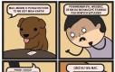 Ten pies jest prawdziwym iluzjonistą!