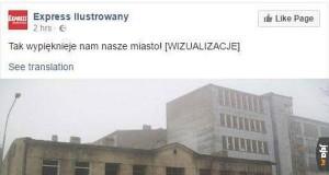 Wizja odnowionej Łodzi