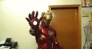 Iron Man jak prawdziwy