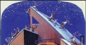 Mikołaj - pierwszy krytyk architektury