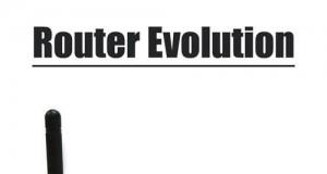 Ewolucja routerów