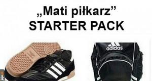 Jestem piłkarzem