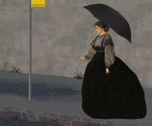 Przygody panny z obrazu