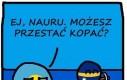 Nauru przestań!