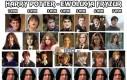 Harry Potter ewolucja fryzur