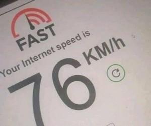 A ty jak szybki masz internet?