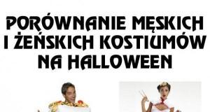 Małe porównanie na Halloween