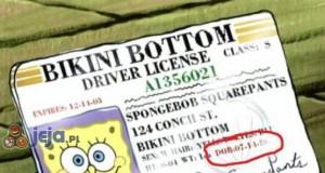 Ile lat ma Spongebob?