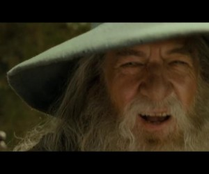 Gandalf czuje rytm
