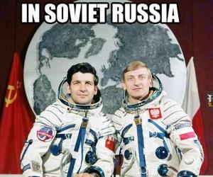 W Rosji sowieckiej wszystko było możliwe
